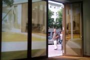 bulthaup showroom / Berlin - Window Overall Beklebung
