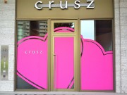 crusz / Berlin - Window Overall Beklebung