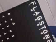 flagstone - Ladenschild / Schaufenstergrafiken