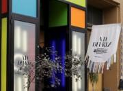 AD Dertz / Berlin - Schaufensterbeklebung